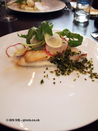 Plaice and turnips, Volta, Ghent