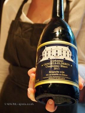 Belgian wine, Graanmarkt 13, Antwerp, Belgium