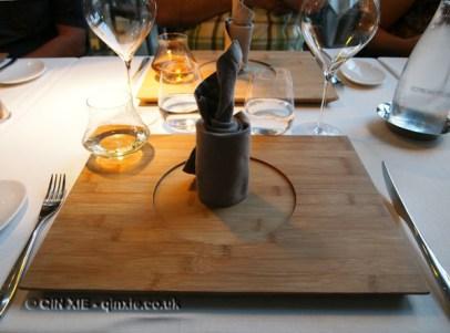 Table setting, Riberach, Belesta