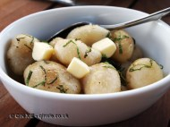 Jersey Royals, Ormer by Shaun Rankin, Jersey