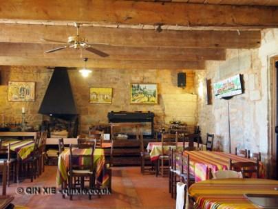 Auberge restaurant, Abbaye de Valmagne, Villeveyrac