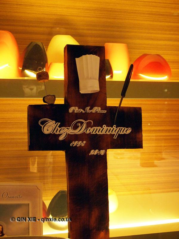 RIP Chez Dominique