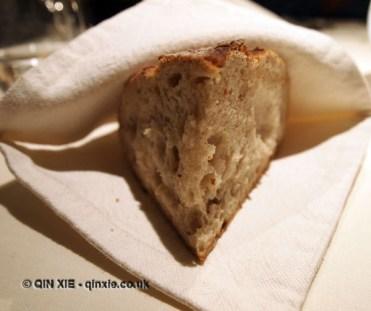Bread, Mugaritz, Errenteria