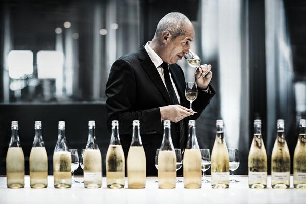 Charles Heidsieck tasting