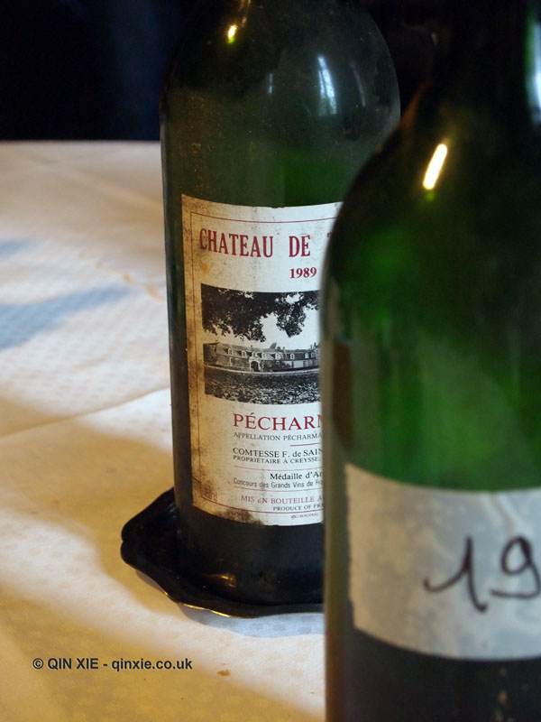 Wines, Château Tiregand, Bergerac