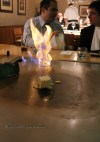 Fire for ice cream, The Matsuri, St James