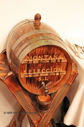 Barrel, Casa Montaña, Valencia