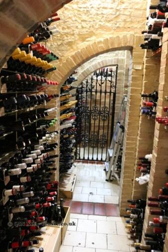 Cellar, Casa Montaña, Valencia