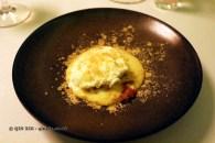 Cream cheese, whey, cheesecake, Gastrologik, Stockholm