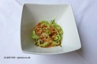 Cucumber noodles, Hunan, London