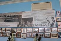 Photo wall, La Pepica, Valencia