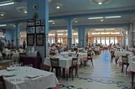 Restaurant interior, La Pepica, Valencia