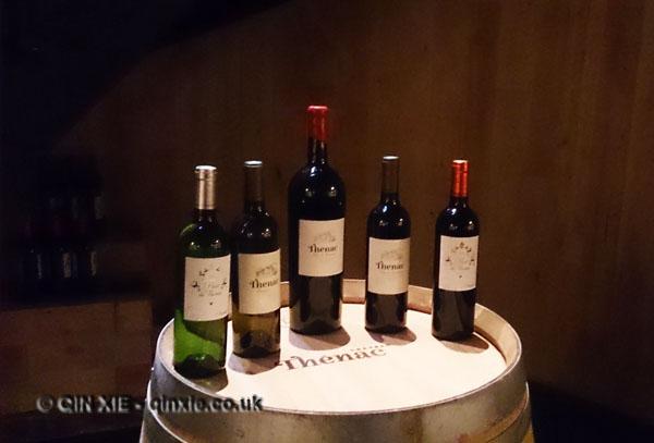 Wines, Château Thénac, Bergerac