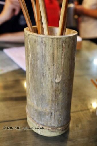 Chopsticks, Tian Yuan Yin Xiang, Chengdu
