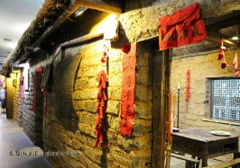 Farm themed room, Tian Yuan Yin Xiang, Chengdu