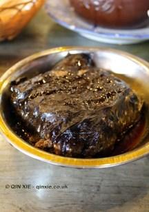 Lotus leaf steamed meat, Tian Yuan Yin Xiang, Chengdu