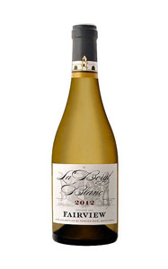 Fairview La Beryl Blanc 2012