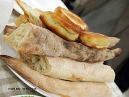Bread platter in Georgia