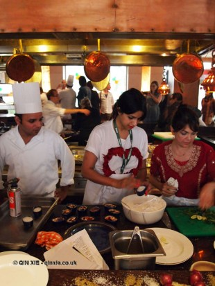 British chefs at APEDA basmati rice conference