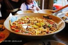 Hot and numbing tripe, Ren Ming Shi Tang (People's Public Restaurant), Chengdu, China