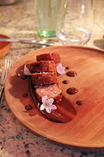 Cordero / Chocolate (Lamb / Chocolate), Restaurante 99, Santiago