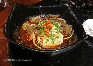 Shu, flavour vegetables, Kuan Alley No 3, Chengdu, China
