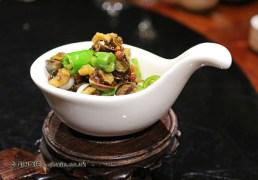 Snails, Kuan Alley No 3, Chengdu, China