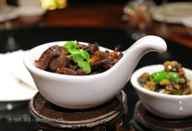 Spicy beef, Kuan Alley No 3, Chengdu, China