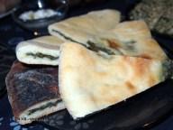 Stuffed bread in Georgia