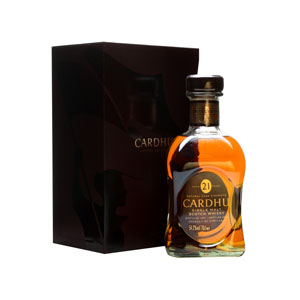 Cardhu 21 Year Old
