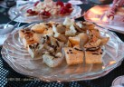 Onion focaccia, Bar Deck Zeus, Vis a Vis, Sestri Levante