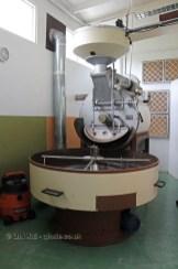 Cocoa bean roaster, Diamond Chocolate Factory