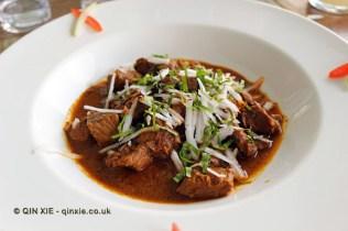 Goat curry, BBs Crabback, Grenada