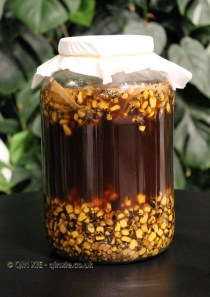 Corn, malt and vanilla (André Chiang), #AtxaAndreRicard at Azurmendi, Larrabetzu