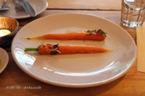 Carrots, carrots, carrots, Oswaldo Oliva at Carousel