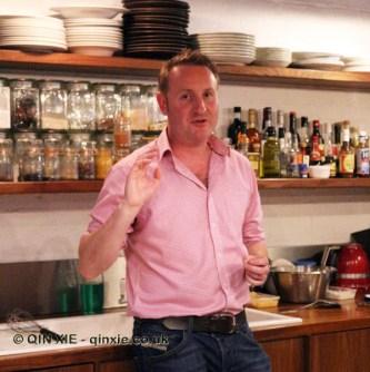 Dougal Sharp from Innis & Gunn