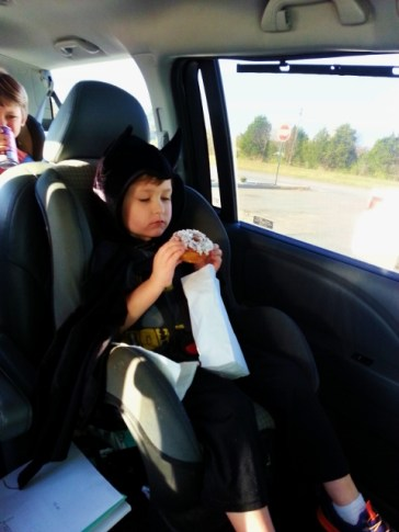 Best Donuts trip