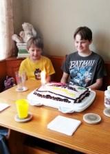 turning 13