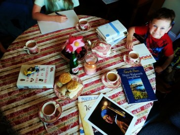 poetry and breakfast