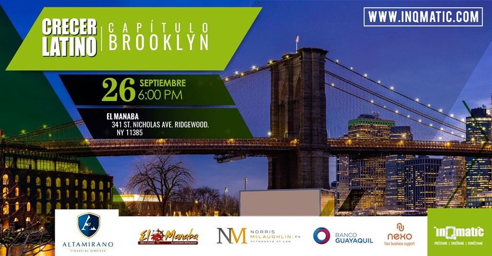 Crecer Latino Brooklyn