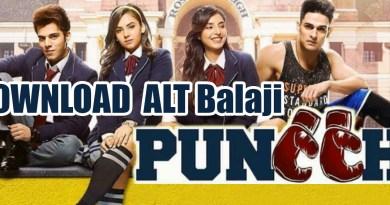 Download ALT Balaji Puncch Beat