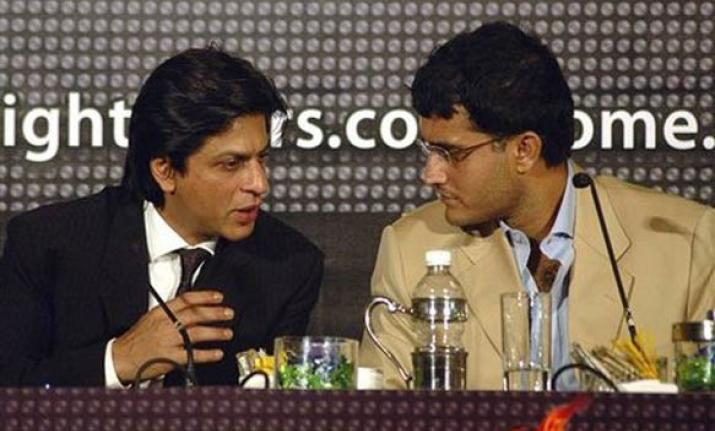 Shah Rukh Khan Message For Sourav Ganguly After KKR's Loss To Delhi Capitals