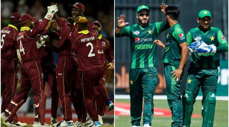 Earlier in the day, West Indies, after electing to bowl, rolled back the years as they bounced Pakistan out for a very small total. Except for Brathwaite every bowler had a wicket at least. Oshane Thomas was the pick as he finished with a 4-fer.