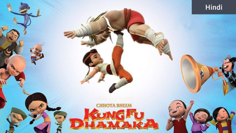 Download Chhota Bheem Kung Fu Dhamaka Full movie