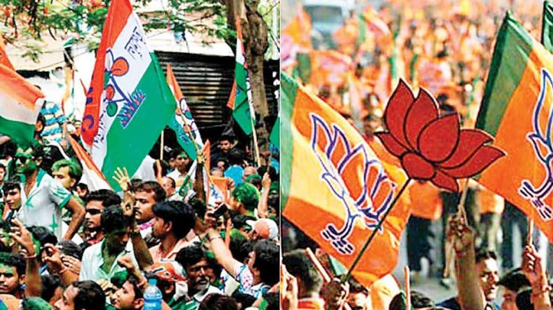 BJP vs TMC just got more intense
