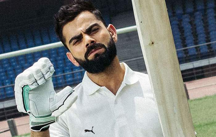 Equipped to Handle All Conditions : Virat