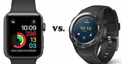 Huawei will surpass APPLE in The Wearable Space in QA 2019
