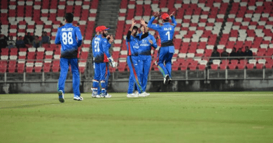 World Cup 4th Match Between AFG and AUS Live Update