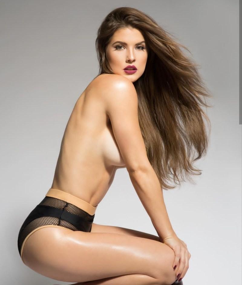 Bold Bikini Photos of AMANDA CERNY