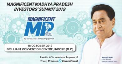 Magnificent MP 2019 The flagship event will be held on October 18